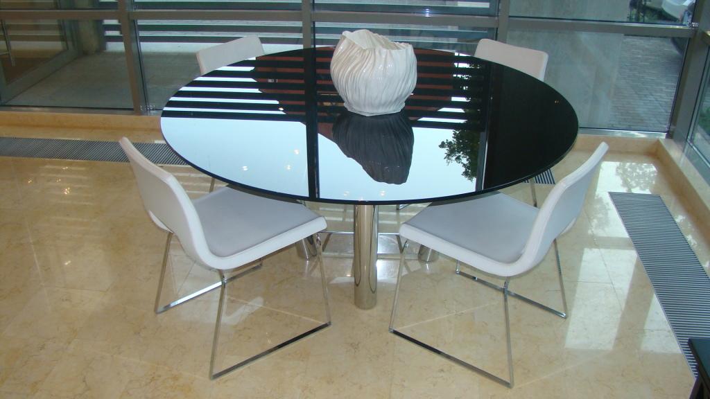 Стол стеклянный VARASCHIN, Италия