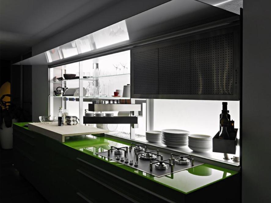 Кухня VALCUCINE NEW LODGICA