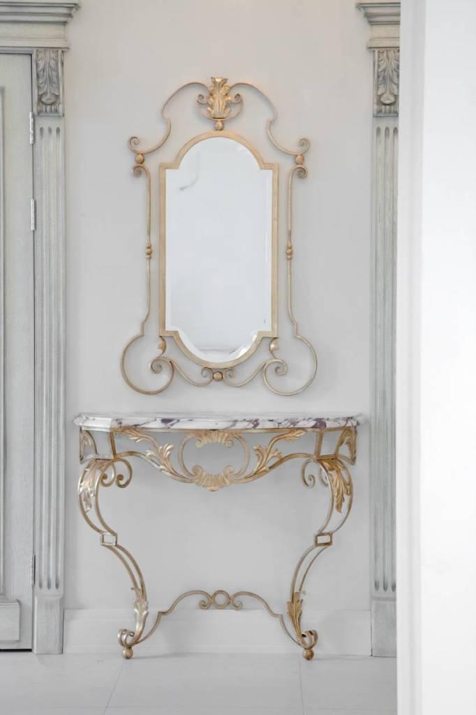 Зеркало и консоль BANCI, Италия